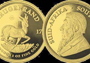 1oz South African Krugerrand